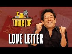 Love Letter: Grant Imahara, Nika Harper and Anne Wheaton Join Wil Wheaton on TableTop [Livestream] - YouTube
