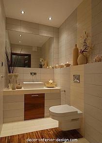 moje IDEALIA: JAK URZĄDZIĆ PRAKTYCZNĄ I NOWOCZESNĄ KUCH… na Stylowi.pl Bathroom Design Small, Bathroom Interior Design, Decor Interior Design, Modern Bathroom, Interior Decorating, Bathroom Designs, Amazing Bathrooms, Interior Architecture, House Design