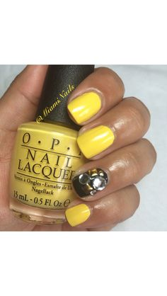 Yellow and bling black