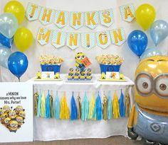 Sweeten Your Day Events: Minion Teacher Appreciation