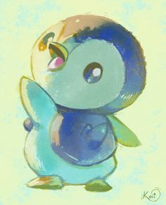 Here's some Piplup for you