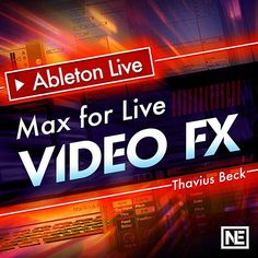 Learn Rokvid LFO skills in this tutorial video from online course Ableton Live FastTrack 402 - Max For Live Video FX Ask Video, Video Fx, Video Effects, Ableton Live, Online Courses, Music Production, Audio, Watch, Clock