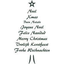 kerstboom met spreuken