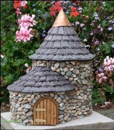 Оригинальная идея для декора сада.