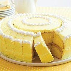 The Very Best Vanilla Cake by robindu