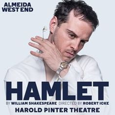 Amazing production of Hamlet from Andrew Scott and co. Going to be my definitive Hamlet from now. (at London, United Kingdom) Shakespeare Love Poems, Royal Shakespeare Company, William Shakespeare, Watson Sherlock, Sherlock John, Andrew Scott, Elementary Sherlock, Jim Moriarty, Word Nerd