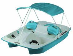 Sun Dolphin Sun Slider 5 Seat Pedal Boat with Canopy, Ocean Sun Dolphin http://www.amazon.com/dp/B00H3603HY/ref=cm_sw_r_pi_dp_LPuexb0J6MH0Y