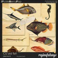 CU OLD FISH