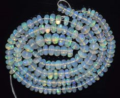 64.20 Ct Natural Ethiopian Welo Opal Beads Play Of Color  ethiopian opal , fire opal, welo opal beads, ethiopian  opal necklace