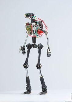#R³bots :: robots reciclados
