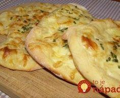 Brze lepinje sa jogurtom i sirom - Mali kuhar Bosnian Recipes, Croatian Recipes, Bosnian Food, Pub Food, Bread And Pastries, Food Staples, Bread Baking, Coco, Love Food