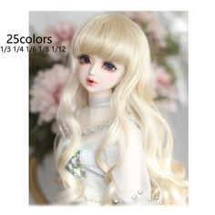 New 1//8 Doll 3D BJD Realistic DIY Cat Handmade Practice Makeup Blank Body Gifts