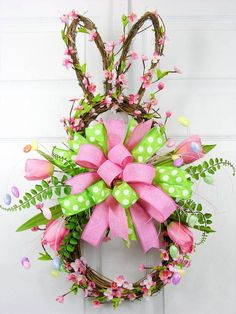 #deco mesh easter wreaths #easter bunny wreath #easter wreath craft #easter wreath ideas #easter wreath pinterest #easter wreaths for sale #religious easter wreaths #spring deco mesh wreath ideas #spring wreath ideas