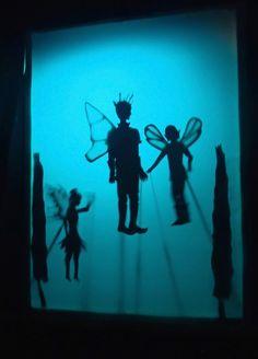 Ein Sommernachtstraum - Schattentheater Düsseldorf