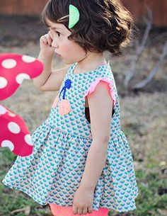 annikaチェリーロシャワンピース - 韓国子供服tsubomi かわいい輸入服のセレクトショップ