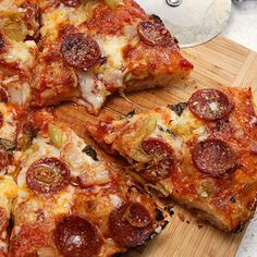 Foolproof New York Style Pan Pizza