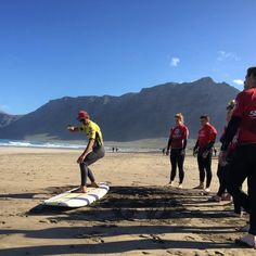 Our surf lessons are designed for you to learn the basic techniques of surfing and can start surfing more safely @lasantaprocenter  http://ift.tt/SaUF9M