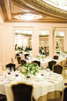 Cream and Gold Reception Decor Ideas   photography by http://mastinstudio.com/
