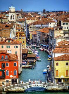 Venice - Italy (von Cycling man)