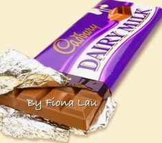 Baking's Corner: Cadbury Chocolate Huat kueh - By Fiona lau