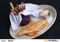 Vegan fish and chips recept - TopRecepty.cz
