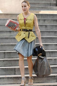 Carrie Bradshaw - Sarah Jessica Parker -  Sex and the City 30