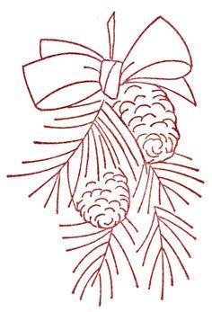Pinecones http://qisforquilter.com/wp-content/uploads/2012/11/pinecones.jpg: