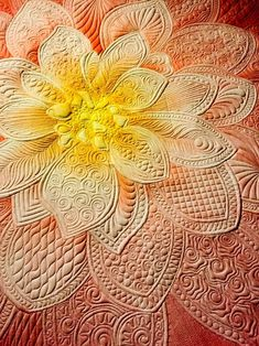 Can be done in other color, please contact me for details Quilting Stitch Patterns, Machine Quilting Patterns, Longarm Quilting, Free Motion Quilting, Quilting Projects, Quilt Patterns, Quilting Ideas, Patchwork Quilting, Quilt Stitching