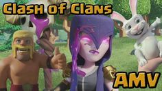 Musical video based on Clash of Clans