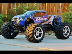 How To Build A Traxxas Emaxx On A Budget