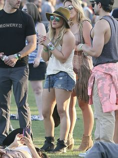 Hilary Duff en Cocahella