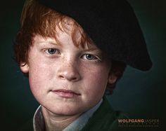 child, children, hat, portrait, portraiture, richmond, virginia, wolfgang jasper, photography, fine art photography, fine art portraits, studio, www.howldog.com