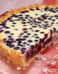 Blueberry Cookies - the Blueberry Cookies - the Baking Recipes, Cake Recipes, Dessert Recipes, Sweet Pastries, Sweet Pie, Russian Recipes, Love Food, Sweet Recipes, Food To Make