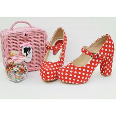 Red Polkadot by VNDS