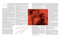 Feature Opener The New York Times Magazine on Behance