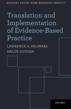 Translation and Implementation of Evidence-Based Practice (Building Social Work Research Capacity) by Lawrence A. Palinkas http://www.amazon.com/dp/0195398483/ref=cm_sw_r_pi_dp_cevJub13R2RJH