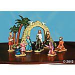 Palm Sunday Inspiration from Terry's Village  http://www.terrysvillage.com/palm-sunday-inspiration-a2-TVG678-12-1.fltr?Ntt=jesus