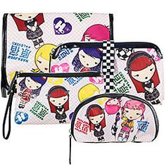 Harajuku Lovers Wicked Style II Bag Collection @Luuux