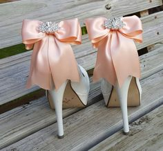 Hey, I found this really awesome Etsy listing at https://www.etsy.com/listing/477269869/wedding-shoe-clips-bridal-shoe-clips