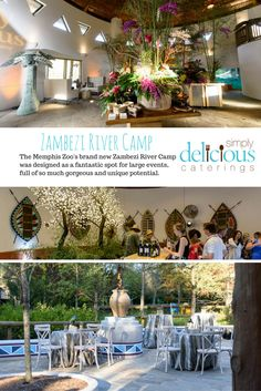 The Memphis Zoo Has Long Been One Of Our Favorite Spots For Weddings And Other Events