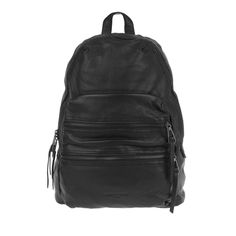 Saku Vintage Backpack Ninja Black