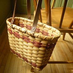 Traveler's Tote Basket