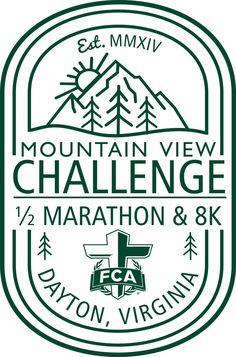 Dayton, Virginia.   Race Day Info The 1/2 marathon will begin at 7:30 am,