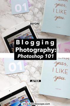 BLOG | Blogging Photography: Photoshop 101