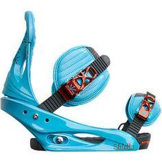 Burton Stiletto Snowboard Binding - Restricted -- BobsSportsChalet.com Online Store $179
