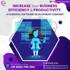 Our great team is expertise in designing and developing amazing software for small as well as big businesses. We have solutions for all your enterprise marketing and advertising needs. Call ☎️ at : +91-9015-799-394 . #software #softwaredevelopment #softwaredesign #development #technology #developer #customsoftware #webdesign #websitedevelopment #startup #website #erpsoftware #hrmsoftware #ecommerce #businessapp #business #itcompany #branding Great Team, Software Development, Marketing And Advertising, Ecommerce, How To Find Out, Web Design, Management, Branding, Technology