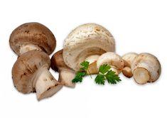Lahodné plněné žampiony na smetaně - Babinet.cz Lchf, Mushroom Cultivation, Growing Mushrooms, Stuffed Mushrooms, Give It To Me, Tasty, Dishes, Canning, Vegetables