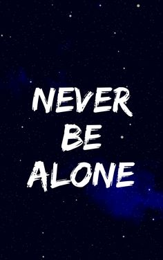 Never Be Alone - Shawn Mendes. Hecho por mi ❣