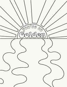 You're so golden Outline Art, Outline Drawings, Easy Drawings, Harry Styles Dibujo, Harry Styles Drawing, Harry Styles Zeichnung, Desenhos One Direction, Art Hippie, One Direction Drawings
