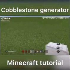 Project Minecraft, Minecraft Redstone Tutorial, Craft Minecraft, Minecraft Banner Designs, Minecraft Farm, Minecraft Banners, Minecraft House Tutorials, Minecraft Videos, Minecraft Decorations